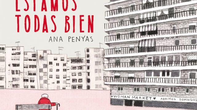 Ana Penyas guanya el Premi Nacional de Còmic 2018
