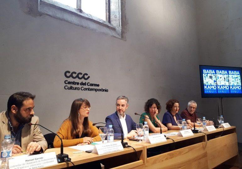 NDP – La primera edición de Baba Kamo llega a València entre libros ilustrados y rugidos de león