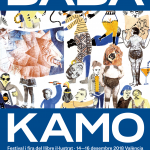 Baba Kamo presenta el programa d'activitats