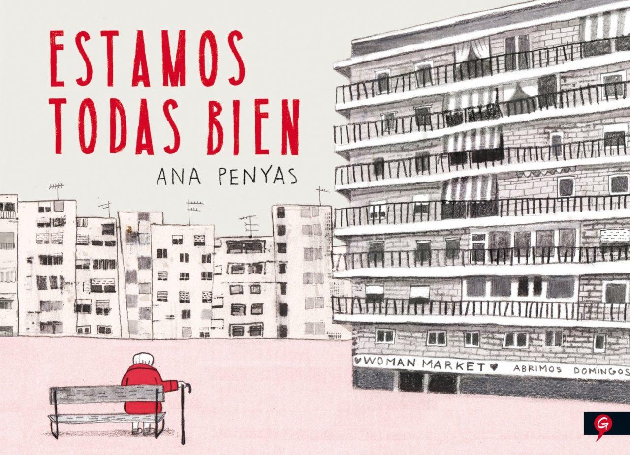 Ana Penyas gana el Premio Nacional de Cómic