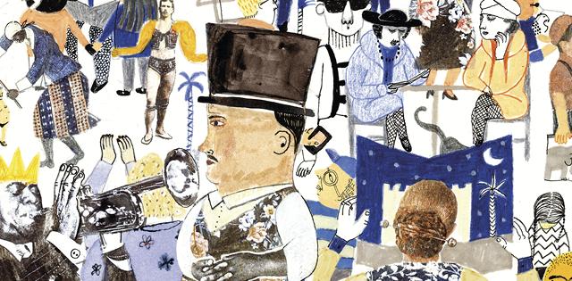 AMPLIACIÓ TERMINI convocatòria exposició d'il·lustració editorial