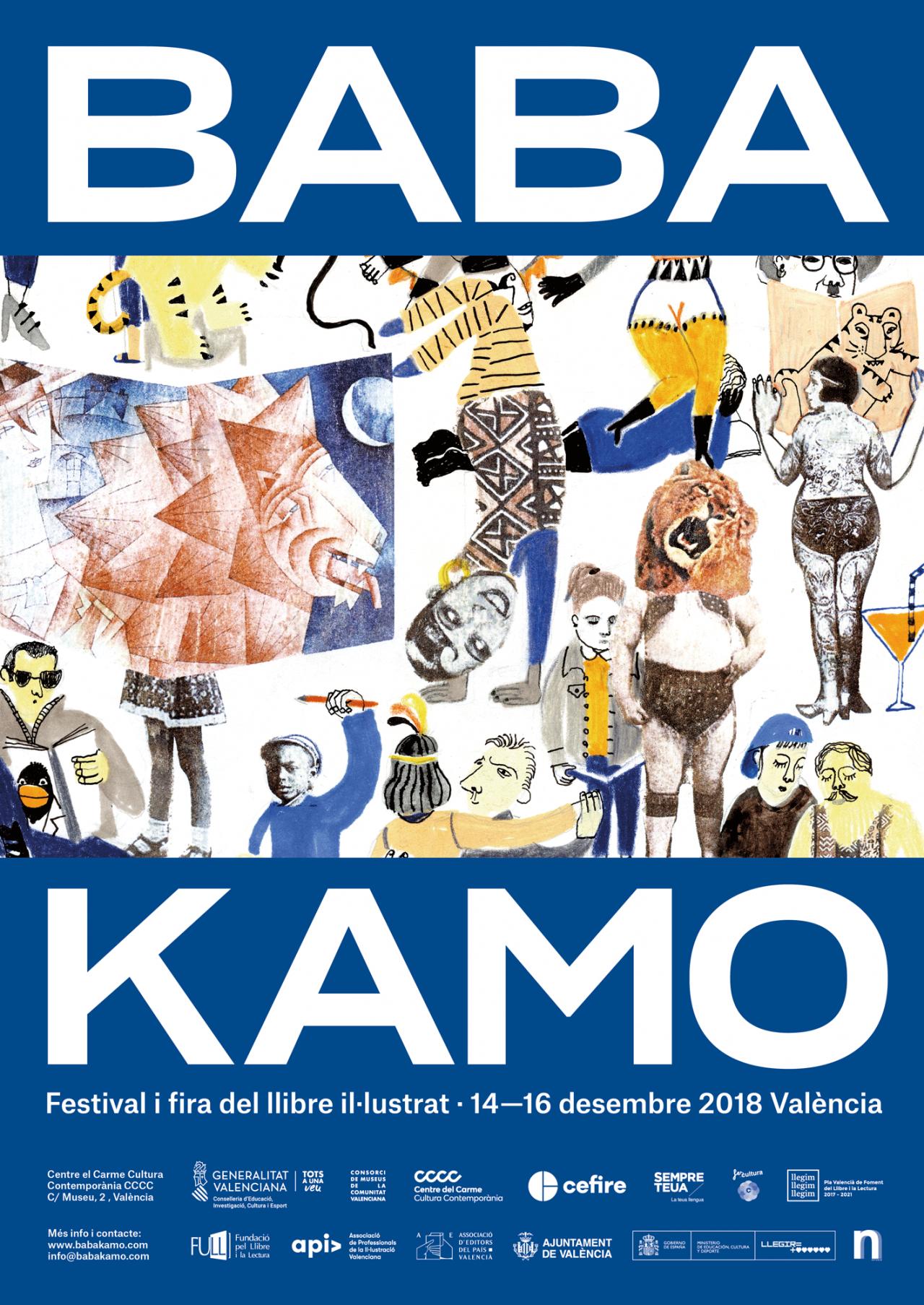Baba Kamo presenta su programa de actividades