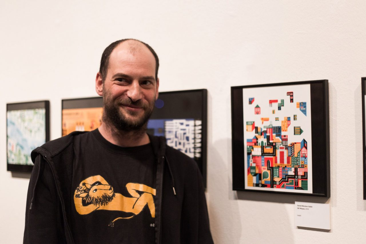 Daniel Montero Galán: «Ana Penyas ha puesto el listón muy alto con la imagen del primer Baba Kamo. Espero poder mantenerme a la altura»