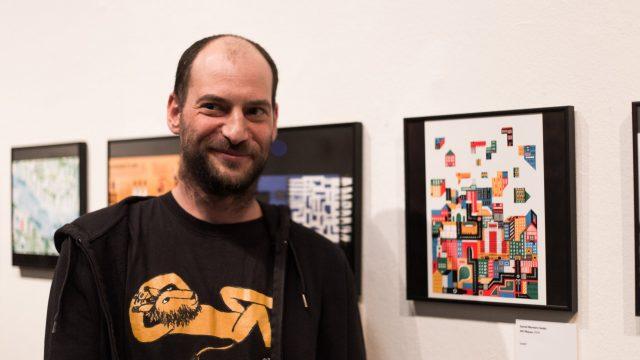 """Daniel Montero Galán: """"Ana Penyas ha posat el llistó molt alt amb la imatge del primer Baba Kamo. Espere mantindre'm a l'altura"""""""