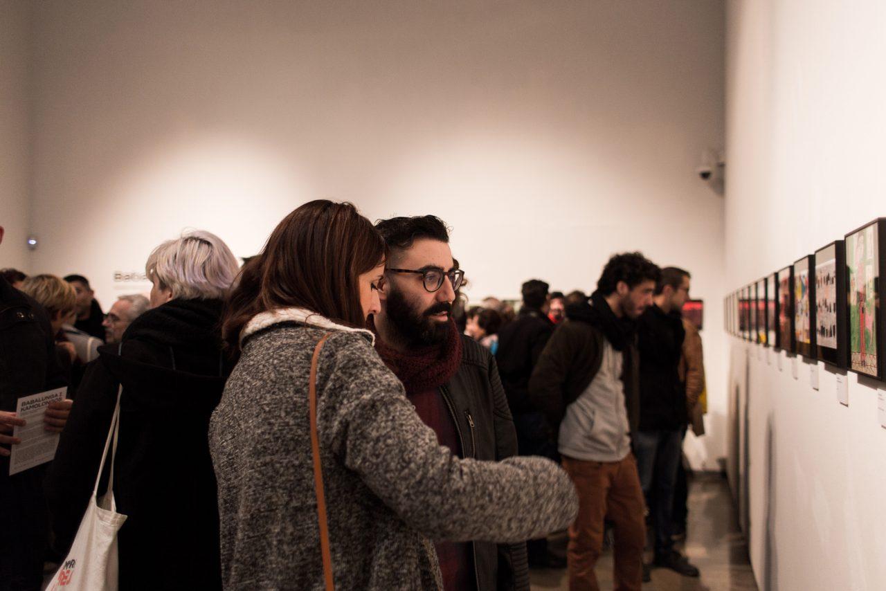 Participantes exposición de ilustración editorial «Babalunga i Kamolongos» 2019